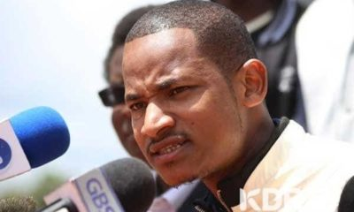 Babu Owino says Matiangi fight betting companies for personal gain