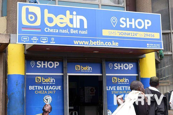 Betin betting shop