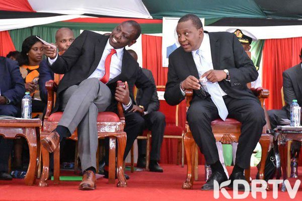 President Uhuru Kenyatta has ignored DP Rutos calls for party meeting
