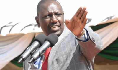 Ruto chase journalists