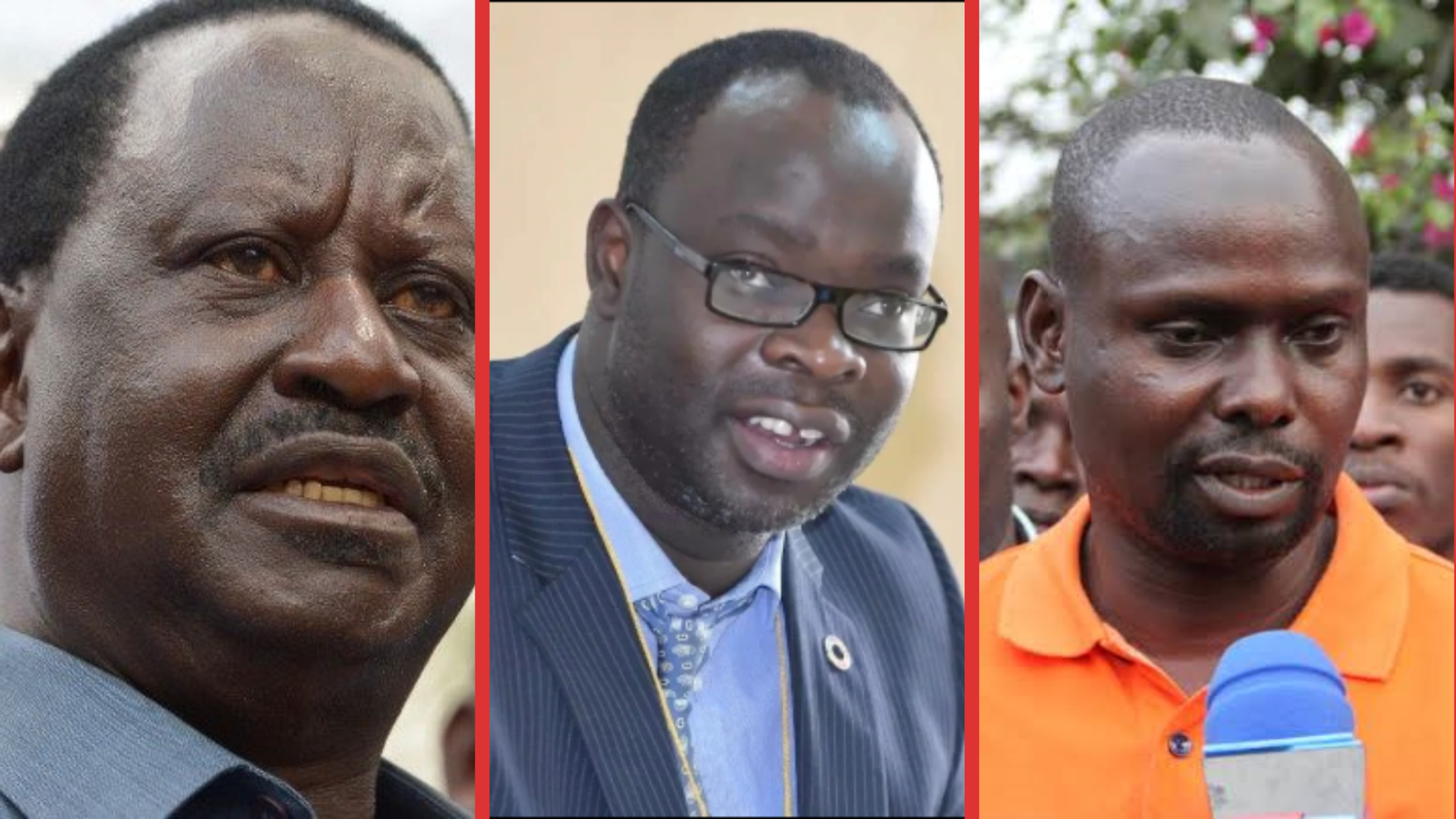 family wants raila odinga to endorse