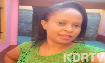Bodies of Laikipia KDF Soldiers Wife Two Kids Found Buried