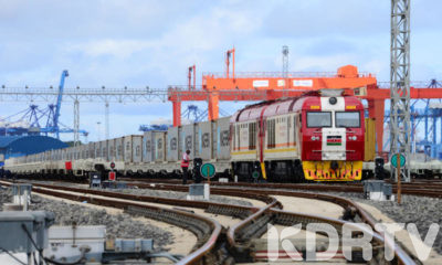 Government Transporters Lock Horns Over SGR Rule