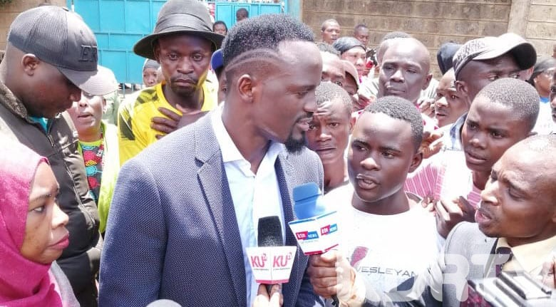 Mariga and Ruto floored in Kibra