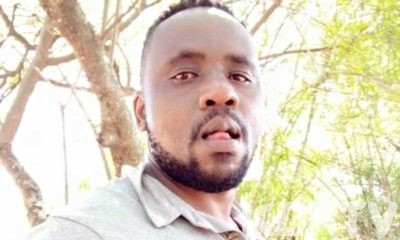 Richard Muama the man shot 8 times by robbers