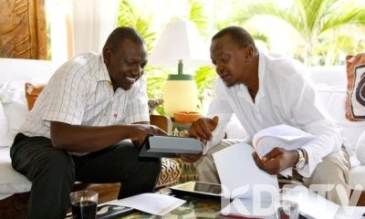 Uhuru Ruto To Go their Own Ways in Muranga County