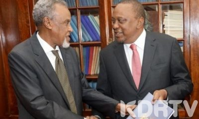 BBI Taskforce Term Extended Gets New Mandate From Uhuru