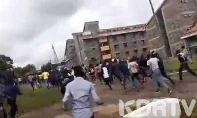 Egerton University Closes Indefinitely Following Student Unrest
