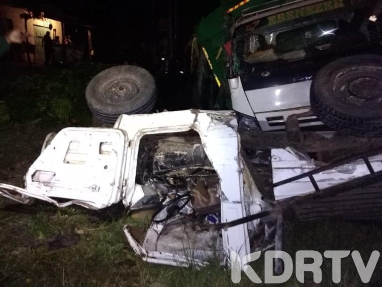 Father Son Killed in Grisly Nanyuki Road Accident