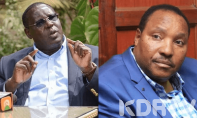 Kiambu County MCAs Table Motion To Impeach Waititu Nyoro