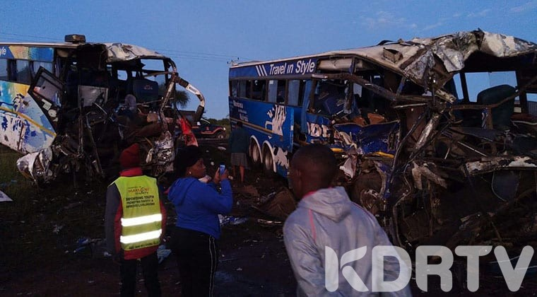 Modern Coast Buses On Spot For Recurrent Accidents