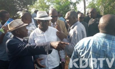 Exx Senator Johnstone Muthama Pushes For Rejection Of BBI