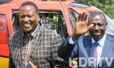 Kitutu Chache Member of Parliament MP Richard Onyoka has warned the Deputy President William Ruto to watch his mouth or else he will find himself back at ICC.