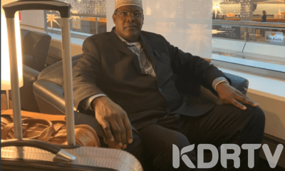 Miguna Camps At Berlin Airport Awaiting Kenya To Cancel Red Flag
