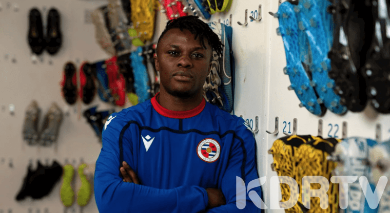 Reading FC Signs Ayuba Masika Kenya Winger