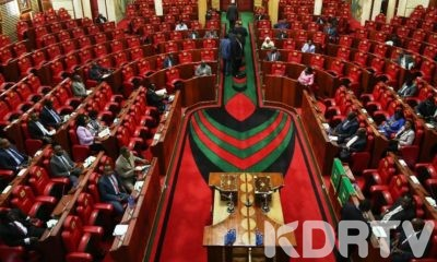 Kenya MPs Ask To Return Allowance After New York Trip Denounced Over Coronvairus