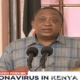 Kenya Confirms 7 New Coronavirus Cases As Tally Jumps To 343