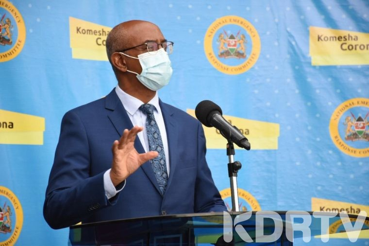 Kenya Records 15 More Cases Of Coronavirus Tally Now 715