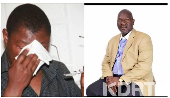 Wetangula mourns brother today